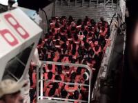 Salvini vrea să amendeze cu mii de euro navele care salvează migranți din Mediterană