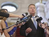 Iohannis: Avem un nou super ministru al Justiției care decide și președintele execută?