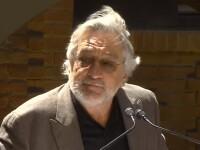"""De Niro a cerut scuze canadienilor pentru """"comportamentul idiot"""" al lui Trump"""