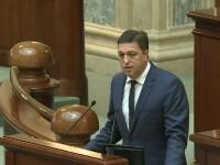 Șerban Nicolae, urare șocantă făcută către un senator din Opoziție. VIDEO