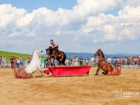 Haidook Summer Fest. Trei zile de show-uri cu haiduci și demonstrații cu cai