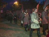 Festival Medieval, la Târgovişte. Cavaleri, domniţe şi meşteşugari