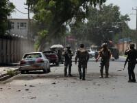 Atentat comis de ISIS, în Afganistan. 20 de persoane au murit, 16 au fost rănite