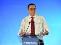 Victor Ponta l-a comparat pe Liviu Dragnea cu Bashar Al Assad