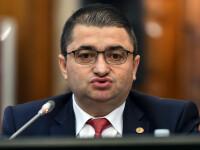 """Moțiune simplă împotriva ministrului Economiei: """"Să-l trimitem pe domnul Andrușcă la Gălușcă"""""""