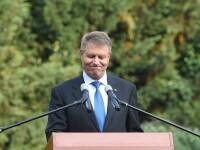 Preşedintele Iohannis a promulgat Legea referendumului