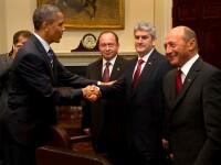 Reacția lui Gabriel Oprea, după poza modificată în care dă mâna cu Obama