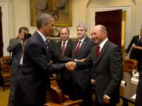 Băsescu, despre poza trucată a lui Oprea cu Obama: