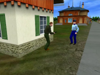 ANIMAȚIE GRAFICĂ. Cum a decurs misiunea în care un polițist a fost ucis de un infractor