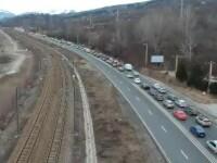 Taxă pe autostrada spre Brașov și pe bucata București-Ploiești. Opoziția contestă măsura