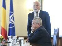Ce a făcut Tăriceanu înainte să vină Iohannis la consultări. Șefa de protocol i-a atras atenția