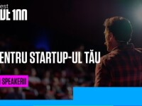 Oportunități de finanțare, growth hacking, companii inovatoare și un premiu de 50.000 de euro la iCEE.fest: UPGRADE 100