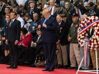 75 de ani de la debarcarea din Normandia. Ceremonia din nordul Franţei