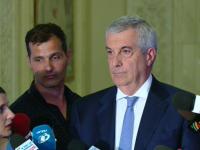 """Tăriceanu, despre moțiune: """"Moțiunea va trece, doamna Dăncilă își face singură curaj"""""""