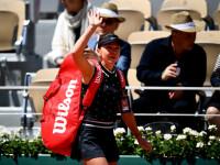 Mesaj emoționant al Simonei Halep după eliminarea de la Roland Garros