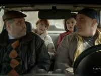 """Dialog spumos în Las Fierbinți. Taximetristul Nicu Rață s-a apucat de Uber: """"Doriți o bombonică?"""""""