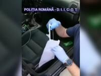 Traficant de droguri din Constanța, prins cu focuri de armă după ce a fost filat