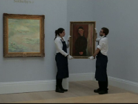 Pictură de Modigliani care n-a mai fost văzută de aproape 100 de ani, scoasă la licitație