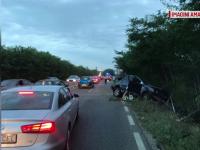 Un copil de 11 ani, implicat într-un accident grav în Constanța