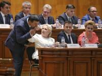 Moțiunea de cenzură pentru demiterea Guvernului Dăncilă a fost respinsă. 200 voturi favorabile dintre cele 233 necesare