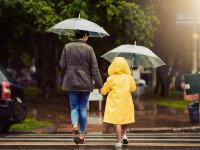 Vreme rece și ploi în cea mai mare parte a țării, duminică. Când se va încălzi