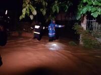 Bilanț după furtunile care au măturat România. 48 de oameni salvați din ape