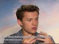 Tom Holland, actorul din Spiderman, dezamăgit de fanii din Londra: