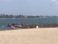 Doi turiști au murit pe litoral. Cum au fost găsite trupurile neînsuflețite