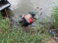Ce se va întâmpla cu trupurile celor 2 migranți, tată și fiică, de la frontiera Mexic-SUA