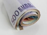 Euro a crescut peste nivelul de 4,76 lei. Aurul, cel mai mic preţ din ultimele 3 luni