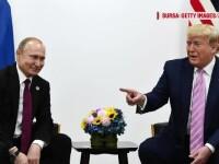 """Trump, glumeț cu Putin la summitul din Japonia: """"Nu te amesteca în alegeri"""""""