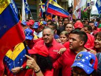 """Fiul lui Maduro, vizat de sancțiunile SUA. """"Trăiește în luxul provenit din corupție"""""""