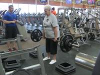 La 78 de ani, nu putea să urce scările, acum e campioană la haltere. La ce a apelat femeia