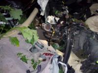 Accident foarte grav, cu 5 morţi şi 7 răniţi, în Vaslui. A fost activat planul roşu