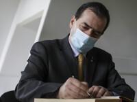 Ludovic Orban, primul client la redeschiderea unei terase din Piatra Neamț. Care a fost reacția premierului