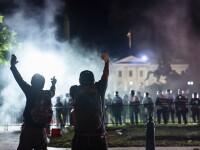 Protestele din Statele Unite au început să piardă din intensitate, autoritățile rămân în alertă