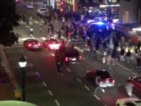 A cincea zi la rând de proteste violente în SUA. Ce măsuri vrea să ia Trump