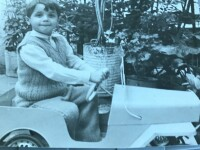 """Cove, dezvăluiri din copilărie: """"Să nu faceţi ca mine, a dat maşina peste mine"""""""