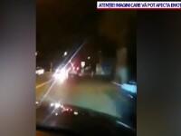 Momentul impactului în accidentul din Botoșani transmis Live, pe Facebook. Ce alcolemie avea șoferul