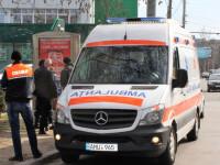 O femeie infectată cu coronavirus s-a aruncat de la etajul cinci al spitalului