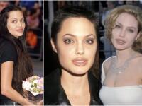 Angelina Jolie, la 45 de ani. Cele mai spectaculoase transformări ale actriței de-a lungul timpului. GALERIE FOTO