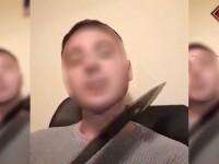 Un student din Iași s-a filmat amenințând cu moartea un profesor: