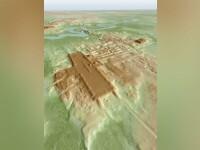 Descoperire neașteptată. Construcția care depășește Marea Piramidă din Giza