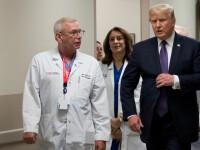 Ce s-a întâmplat cu Donald Trump după ce a luat hidroxiclorochină. Explicațiile medicului Casei Albe