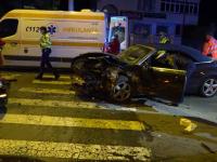 Șoferul de 28 de ani care a produs accidentul cu 6 răniți a fost arestat preventiv