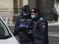 Bărbat amendat de trei ori într-o singură noapte, după ce a făcut scandal în centrul de carantină