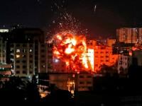 Cel puțin 9 persoane ucise în Siria, după o serie de raiduri aeriene ale Israelului
