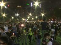 Noi proteste violente în Hong Kong, la 31 de ani de la masacrul comis în Piaţa Tiananmen