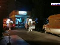 Bătaie cu bâte, săbii și focuri de armă, între 200 de persoane, într-un oraș din Vaslui. Au intervenit 100 de polițiști