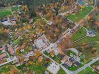 Un întreg sat din Suedia, scos la vânzare. Ce include și care este prețul